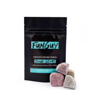 FunGuy – Assorted Sour Gems 4000mg